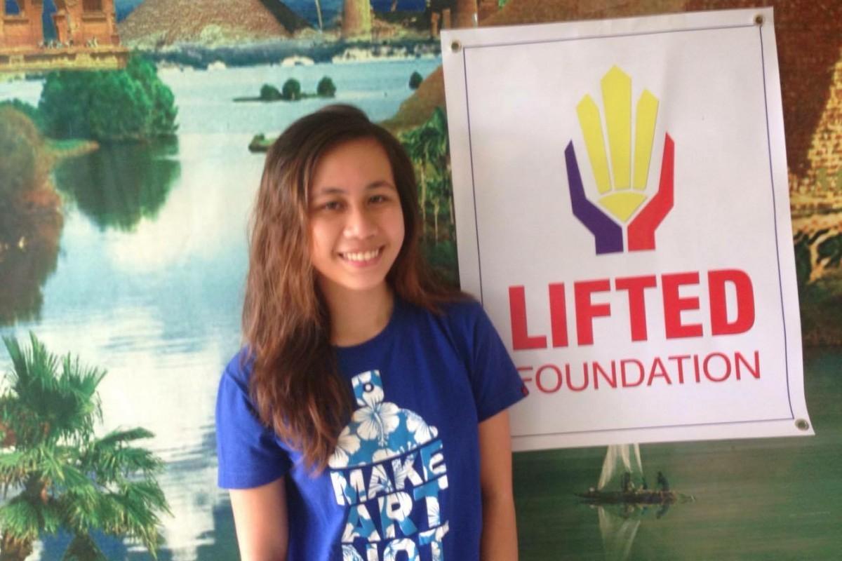Harvylin Furtah, 18 years old; Montessori Professional College, IT