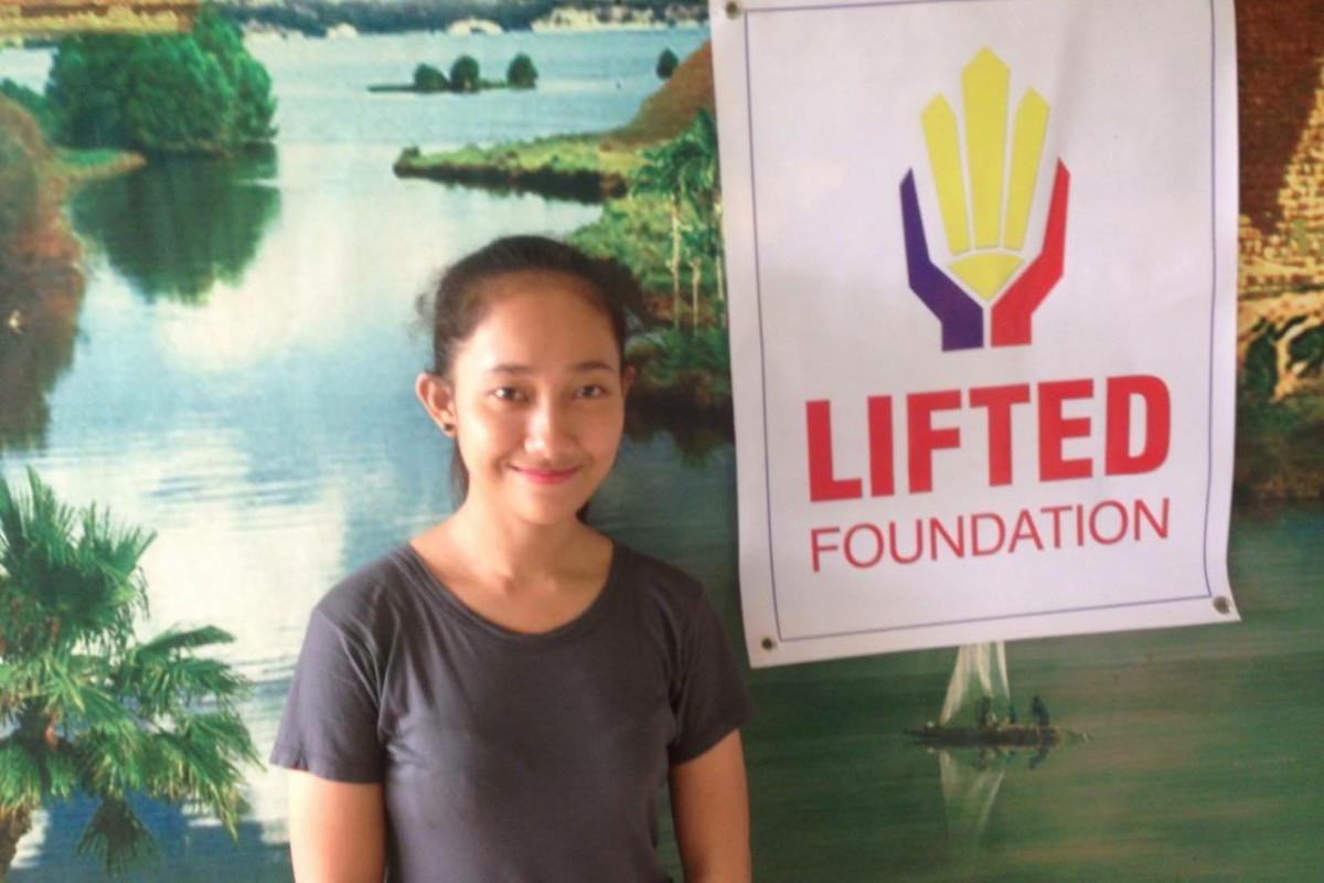 Antonette Oliva, 19 years old; Cavite State University