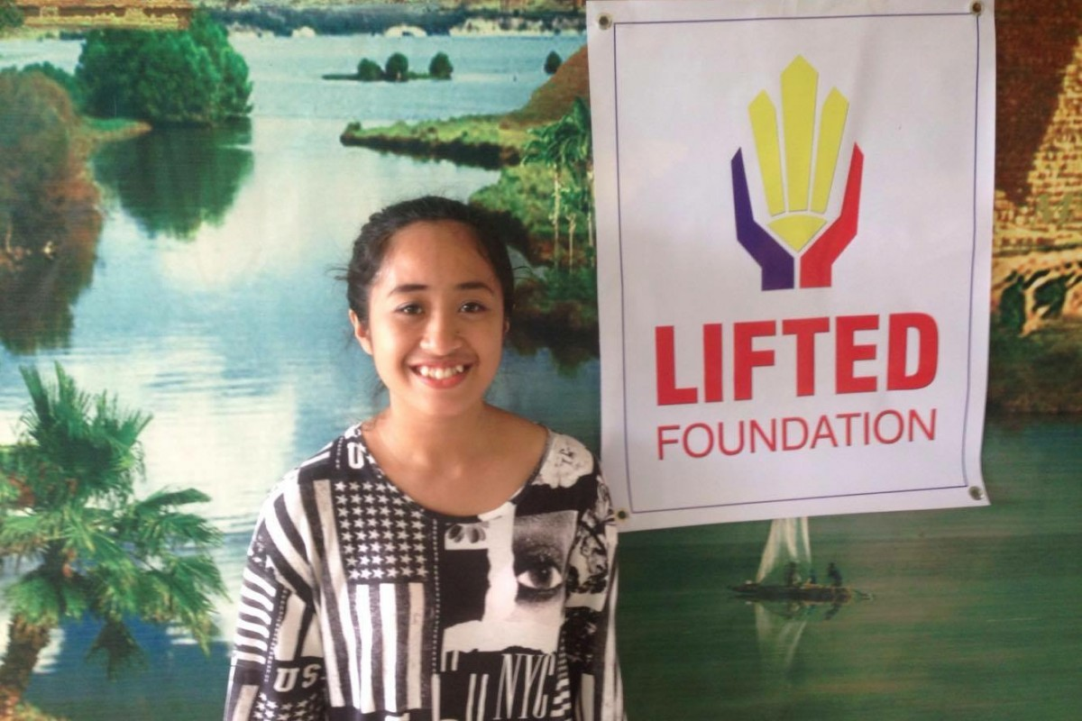 Merlita Jamiro, 18 years old; Cavite State University, Business